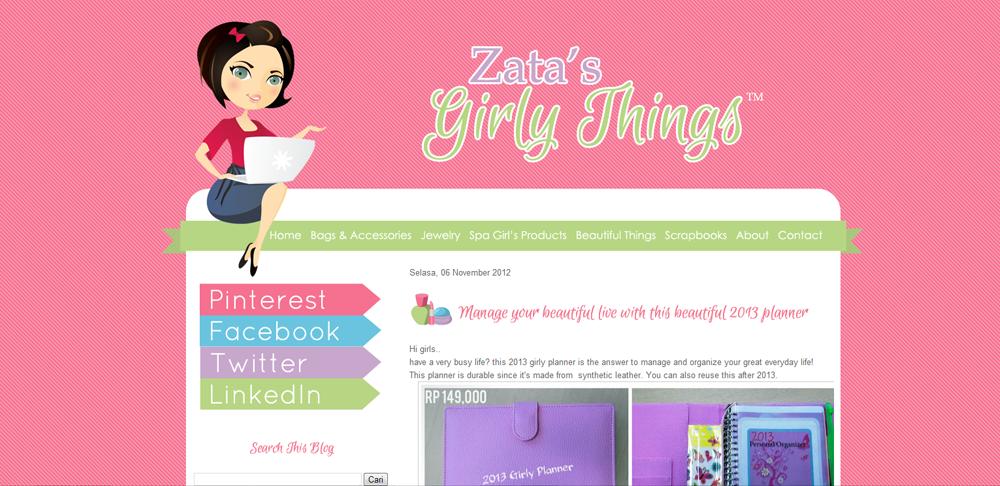 Zatas-Girly-Things | EMR Design Studio