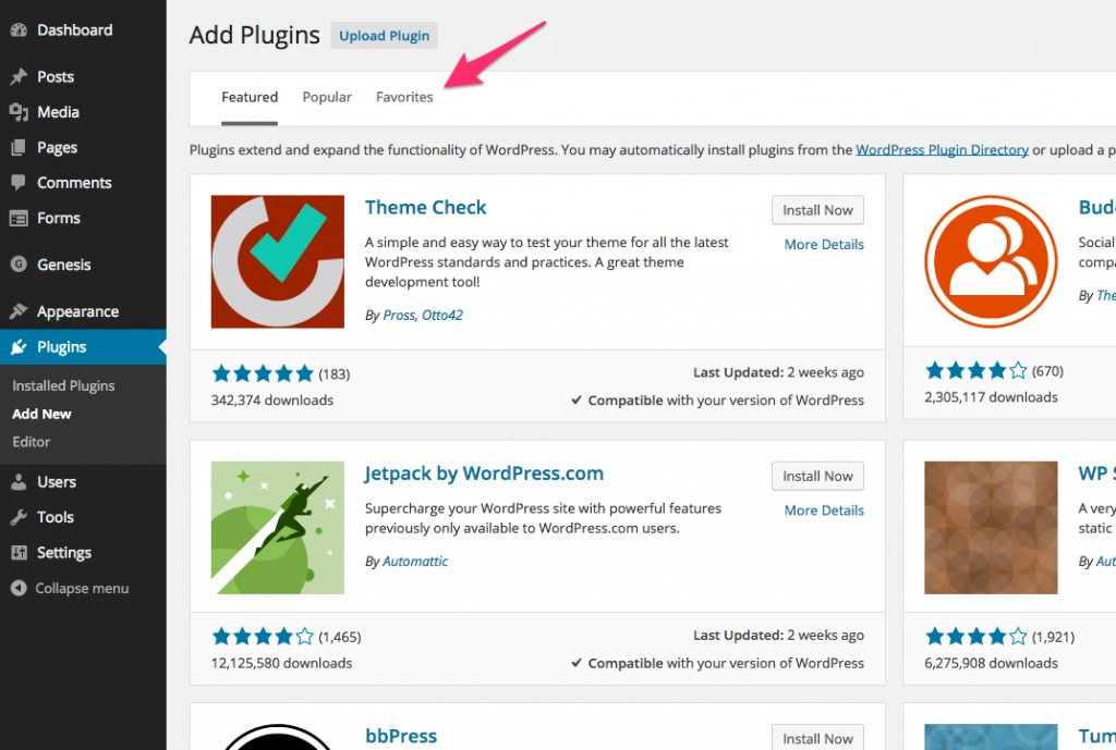 WP plugins the easy way 4